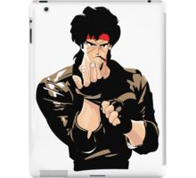 Ready For A Fight iPad Case/Skin