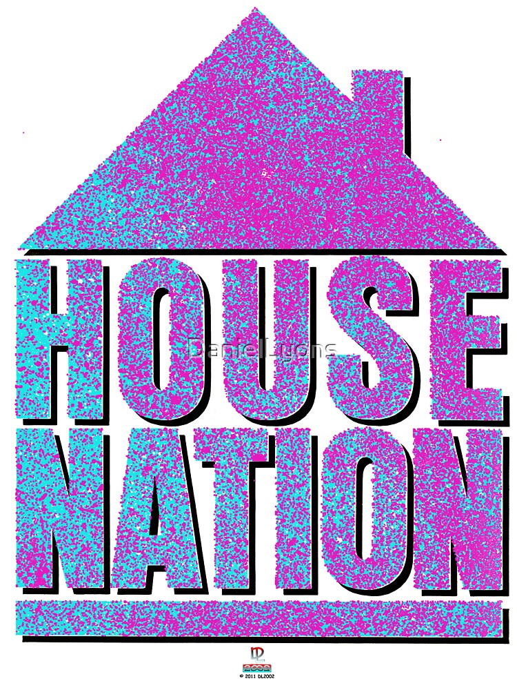 House Nation Logo by DanielLyons