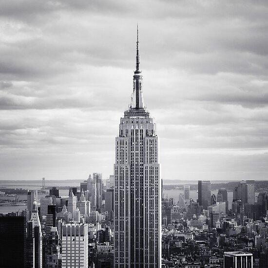 Empire State Building by Nina Papiorek