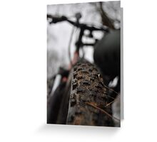 Off-Road Greeting Card