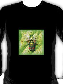 Green Bottle Fly T-Shirt