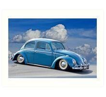 Volkswagen 'VW LoBug' II Art Print