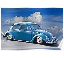 Volkswagen 'VW LoBug' II Poster