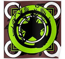 Onision Nature Symbol Poster
