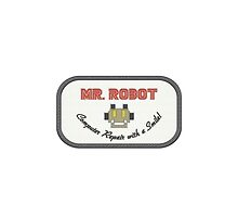 mr robot by xwolfyxNL