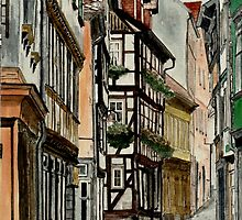 Beautiful Germany  Hessen by Marie Luise  Strohmenger