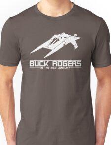 Buck Rogers In The 25th Century Spacecraft Sci Fi Tshirt Unisex T-Shirt