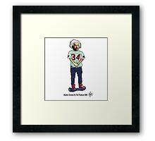 Modern Einstein by The Producer BDB Framed Print
