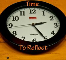 Time to Reflect...*PLEASE READ* by Heather Friedman