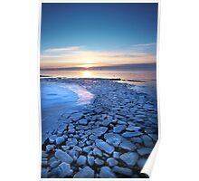 Frozen Shores II Poster
