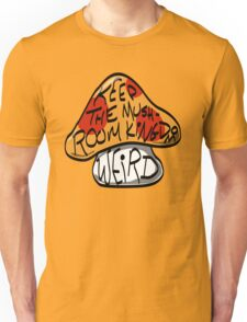 Keep The Mushroom Kingdom Weird T-Shirt