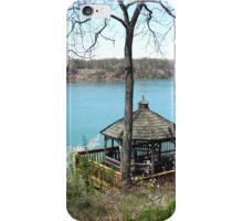 My Front Yard ~ The Niagara At Lewiston, NY iPhone Case/Skin