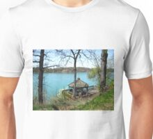 My Front Yard ~ The Niagara At Lewiston, NY Unisex T-Shirt