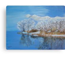 Deer Creek Reservoir/Utah Metal Print