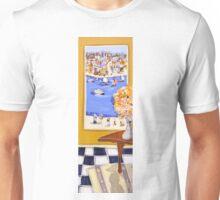 Waterside memories Unisex T-Shirt
