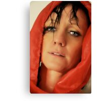 Wet Deb Canvas Print