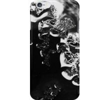 Black Rain iPhone Case/Skin