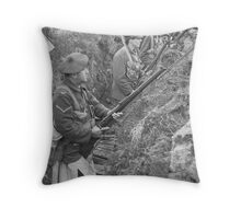 Preparing... Throw Pillow