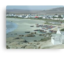 Paternoster South Africa... Metal Print