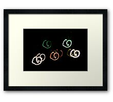 Series: New Years Eve, #10 Framed Print