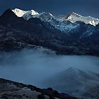 5:34 A.M. Himalaya by David Pinzer