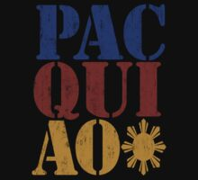 PACQUIAO by 220clothing