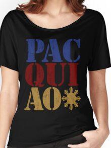PACQUIAO Women's Relaxed Fit T-Shirt