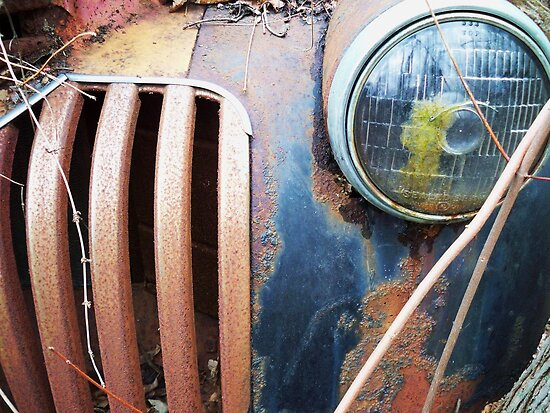 Rusty Tears by Seth LaGrange
