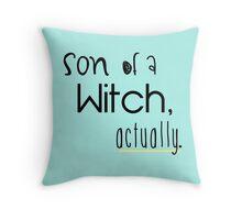 Son of... Throw Pillow