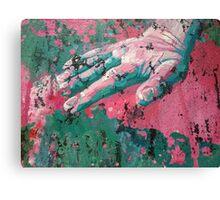 ::: Magenta (Detail) II ::: Canvas Print