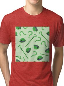 Riddle Me This, Riddle Me That Tri-blend T-Shirt