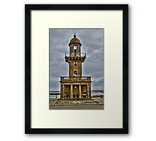 Lower Lighthouse Framed Print