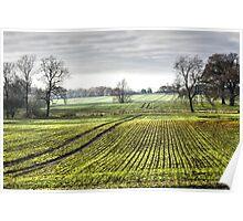 Essex Farmland Poster