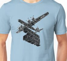 Death From Above 3D Unisex T-Shirt