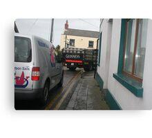 Howth Village Co Dublin Ireland Canvas Print