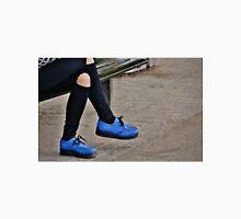 blue suede shoes  Unisex T-Shirt