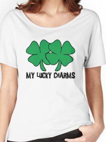 "Irish ""My Lucky Charms"" Women's Women's Relaxed Fit T-Shirt"