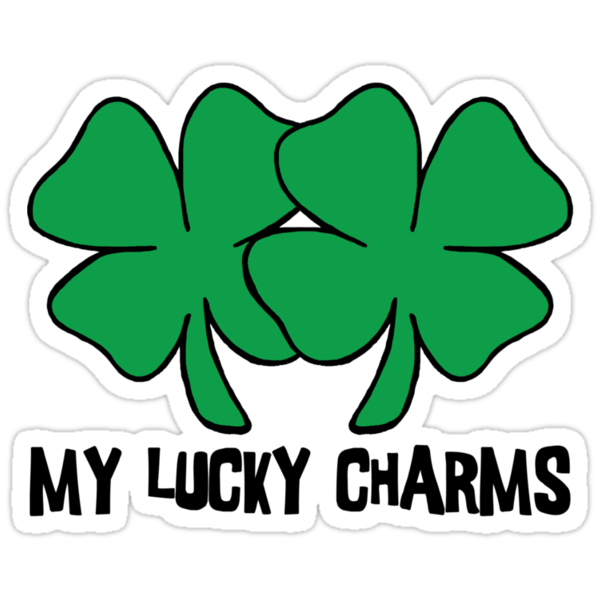 "Irish ""My Lucky Charms"" Women's by HolidayT-Shirts"