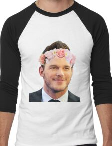 Chris Pratt Men's Baseball ¾ T-Shirt