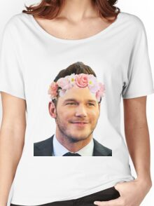 Chris Pratt Women's Relaxed Fit T-Shirt