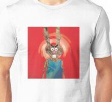 Behold ... Mad Lady Rabbit Unisex T-Shirt
