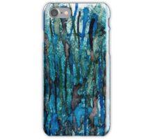 Blue Reeds iPhone Case/Skin