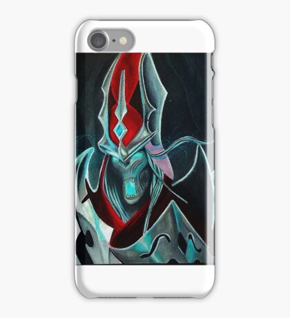 Karthus, Mage of the Dead iPhone Case/Skin