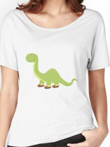 ApatoSHOErus Women's Relaxed Fit T-Shirt