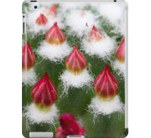 Cactus buds iPad Case/Skin