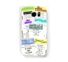 Magic Kingdom fastpass phone case Samsung Galaxy Case/Skin