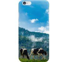 Cows in the Clouds iPhone Case/Skin