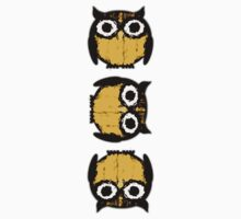 The complex life of owls Kids Clothes