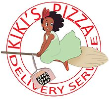 Kiki's Pizza Delivery Service by starryparade