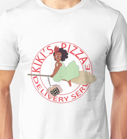 Kiki's Pizza Delivery Service Unisex T-Shirt